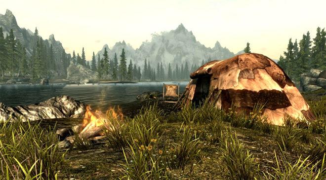 Portable Campsite