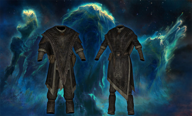 Archmage of Winterhold HD Retexture