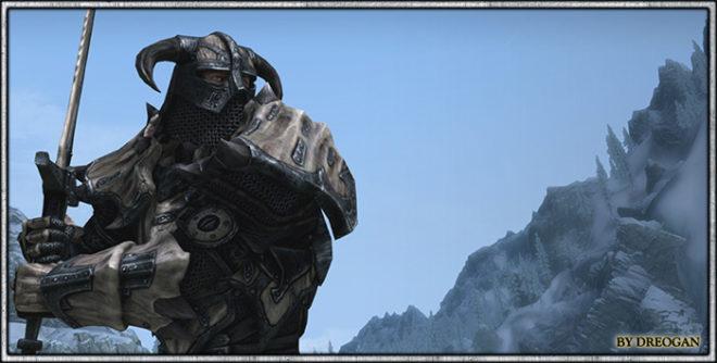 Dragonbone Ebonsteel Armor