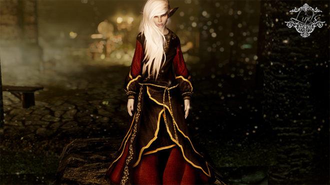 Linds' Necromancer Robes Revamp