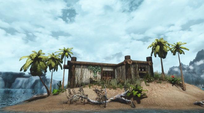 Raj'Dya – The Khajiit-Themed Player Home