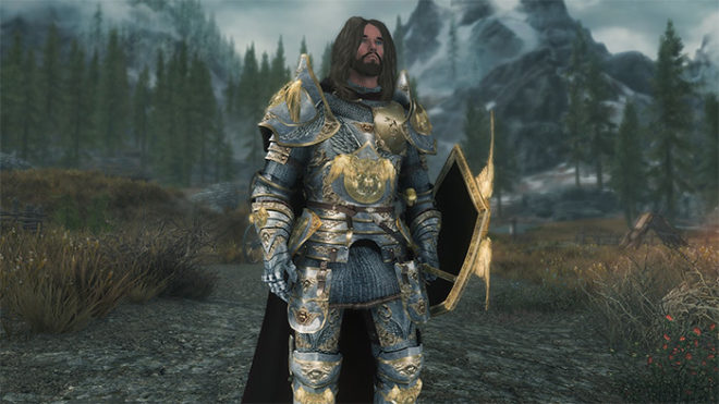 Lost Paladins of the Divines Wrath Armor