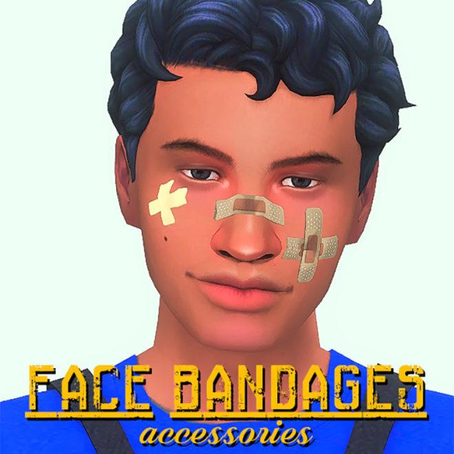 Face Bandages