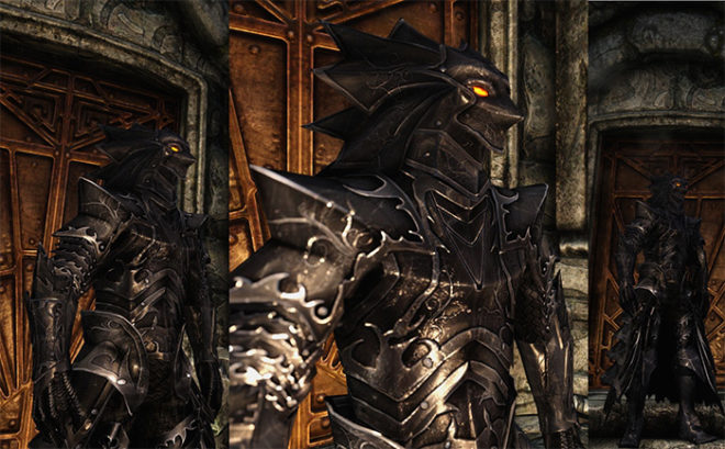Knight of Thorns Armor