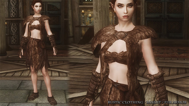 Rustic Clothing