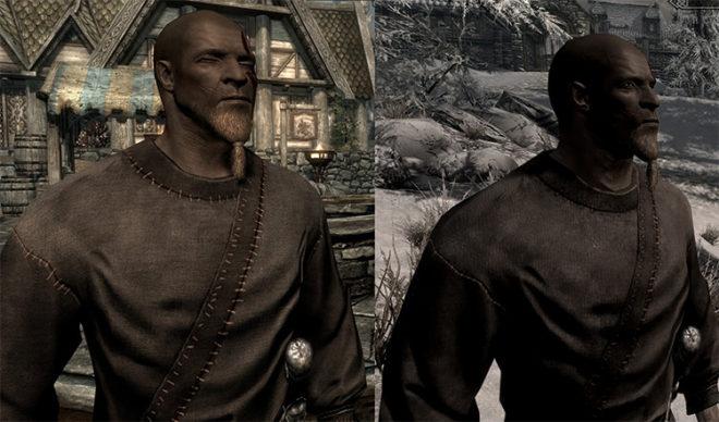 Improved NPC Clothing