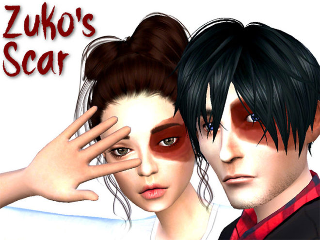 Zuko's Scar