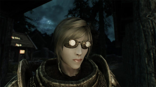 Dwemer Goggles and Scouter