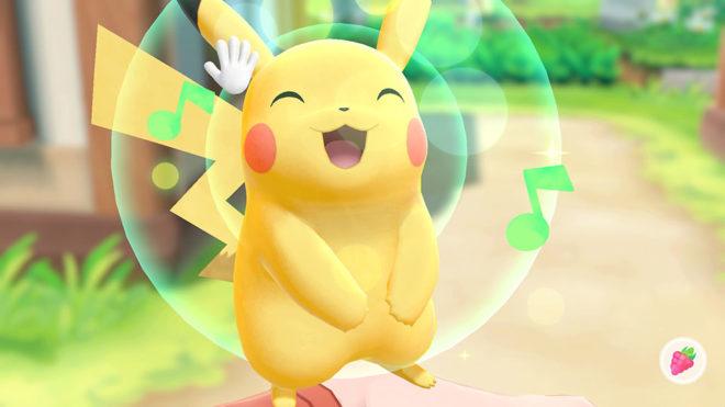 Pokemon: Let's Go, Pikachu / Pokémon: Let's Go, Eevee