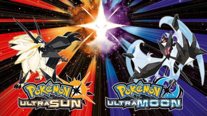 Pokémon Ultra Sun / Pokémon Ultra Moon