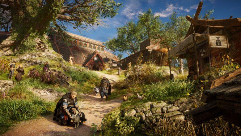 Гайд Assassin's Creed Valhalla – Как рыбачить