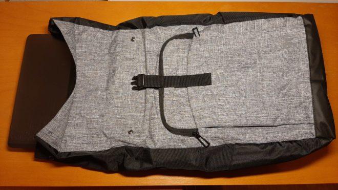 Обзор рюкзака Acer Predator Rolltop Jr. Backpack