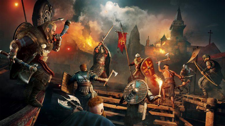Гайд Assassin's Creed Valhalla – Где находится желтый драккар