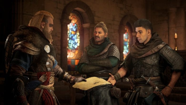 Гайд Assassin's Creed Valhalla – Как настроить сложность исследования