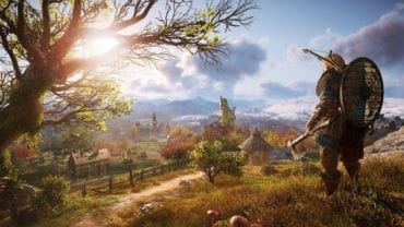 Гайд Assassin's Creed Valhalla – Как добавить кота на драккар