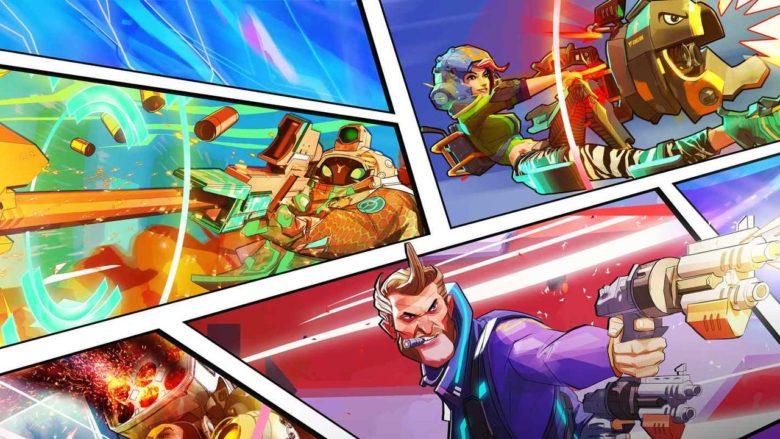 Тактическая игра Atlas Rogues выходит в раннем доступе