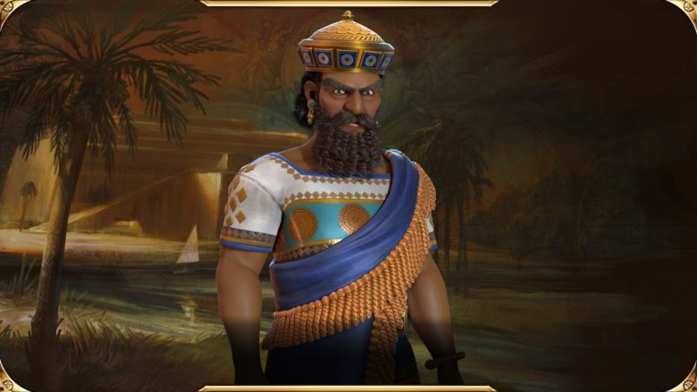 Царь Хаммурапи возглавит Вавилон в Civilization VI