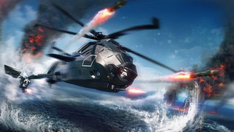 В вертолетный симулятор Comanche теперь можно играть бесплатно