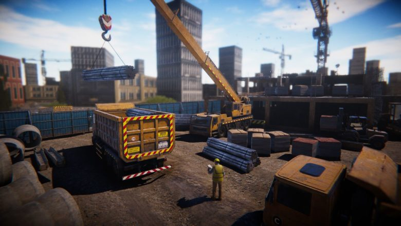 Пора что-нибудь построить: Состоялся анонс Construction Worker Simulator