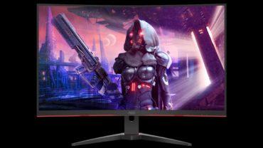 AOC представила два изогнутых игровых монитора из линейки G2