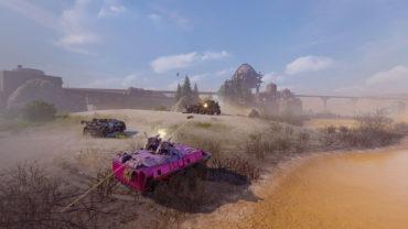 В Crossout появился «Чистый остров»