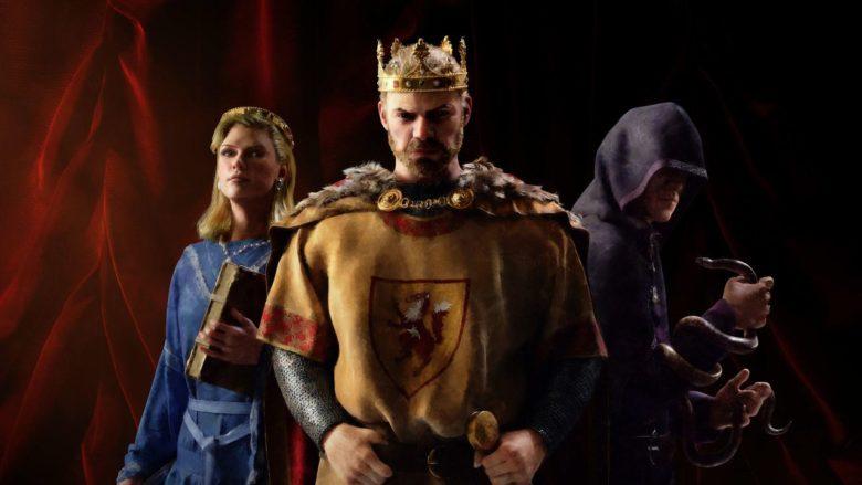 Обновление для Crusader Kings III позволяет самостоятельно создавать правителей