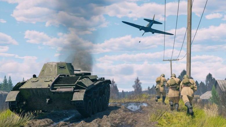 Военный шутер Enlisted вышел на Xbox Series X|S и PC
