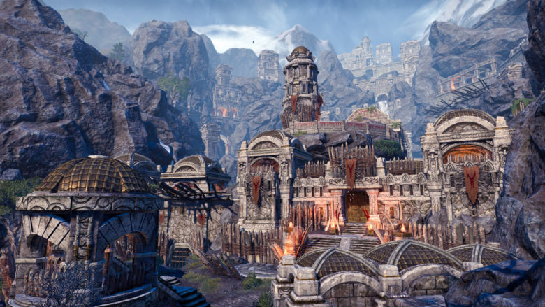 Описание The Elder Scrolls Online: Markarth с комментариями разработчиков