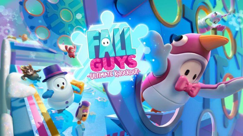 Третий сезон Fall Guys будет выполнен в снежной тематике