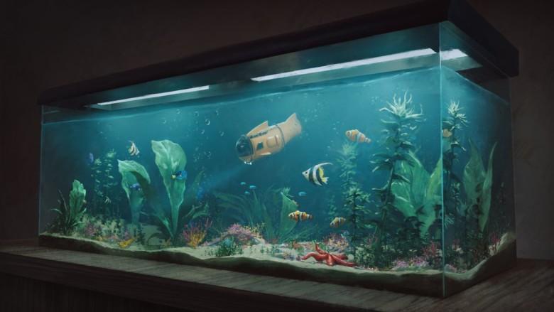 Подводное тамагочи: Состоялся анонс игры Fishkeeper
