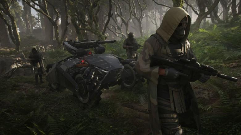 Обновление 3.0.3 добавит в Ghost Recon Breakpoint новые геймплейные настройки