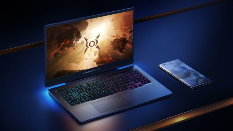 HUNTER V700 – Первый игровой ноутбук от Honor