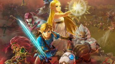 Hyrule Warriors: Age of Calamity уже в продаже