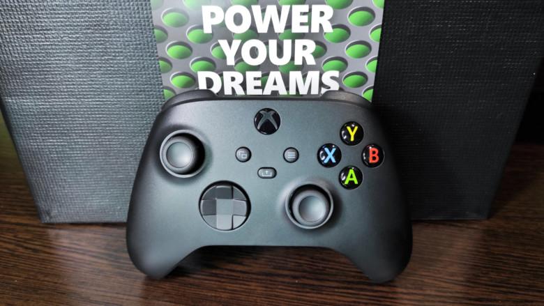 Геймпад Xbox Series X