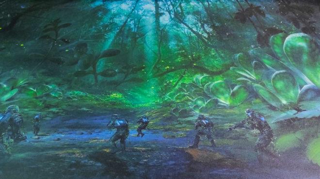 Predator Forest Battle XXL