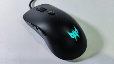 Обзор игровой мыши Predator Cestus 310