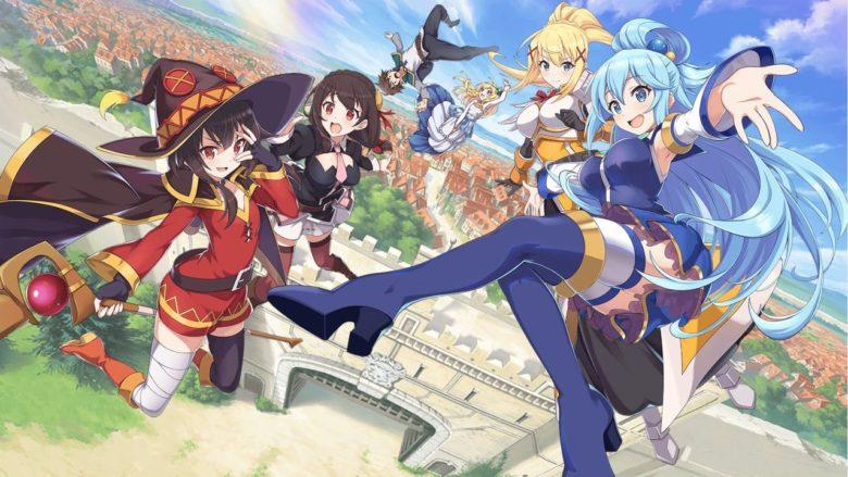 Nexon выпустит мобильную игру по аниме KonoSuba