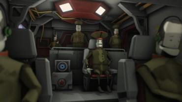 Коммунизм и картошка: Смешная головоломка Kosmokrats выходит в Steam