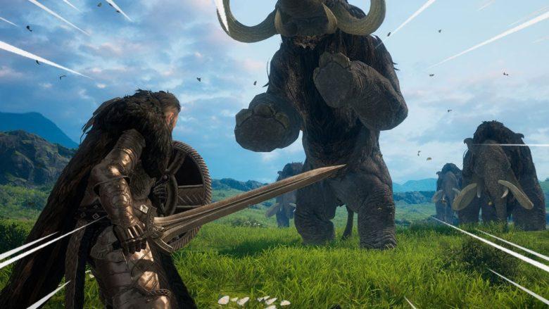 Новый трейлер и подробности MMORPG ODIN: Valhalla Rising