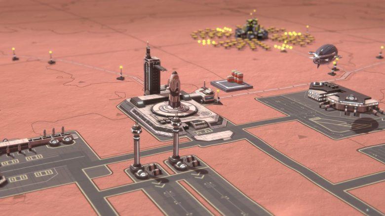Колонизация Марса: Объявлена дата релиза стратегии Per Aspera