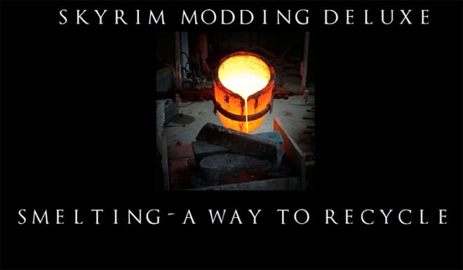 Smelting – A Way to Recycle