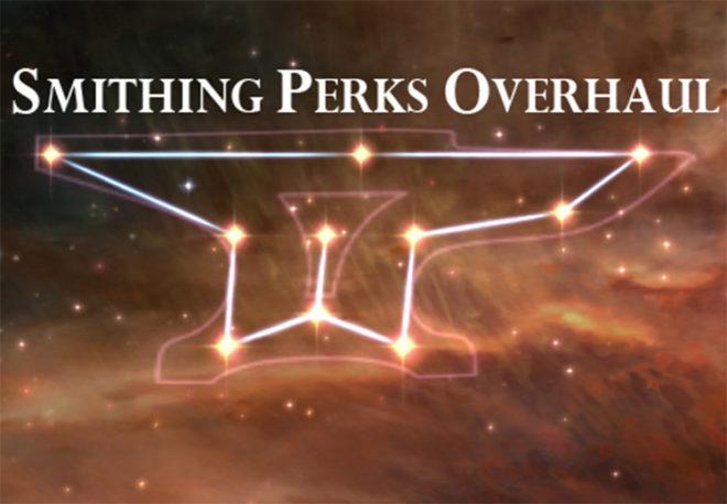 Smithing Perks Overhaul