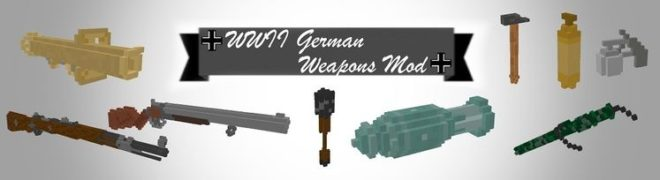 WWII German Weapons