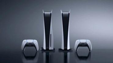 PlayStation 5 поступила в продажу во всем мире