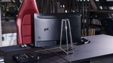 AOC представила игровой монитор, разработанный совместно с Porsche Design