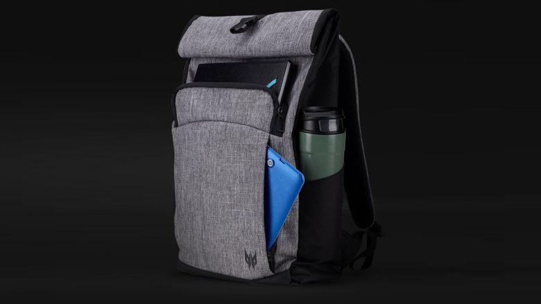 Обзор Acer Predator Rolltop Jr. Backpack