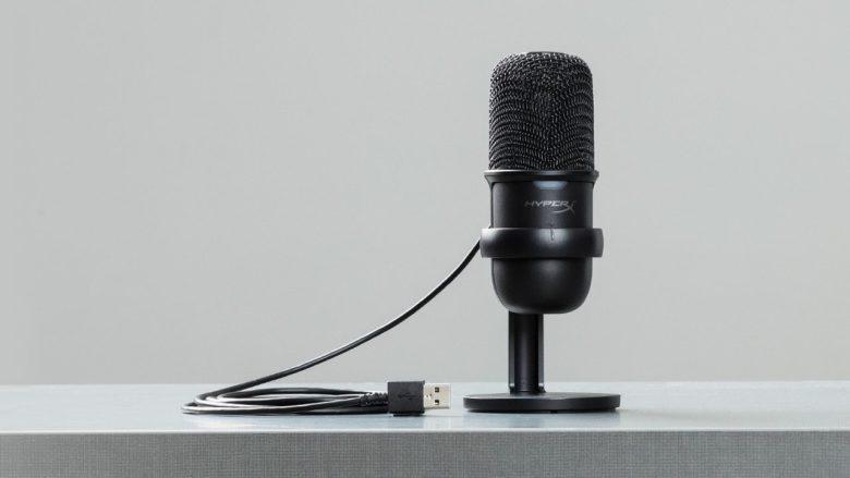 Линейка микрофонов HyperX пополнилась моделью SoloCast
