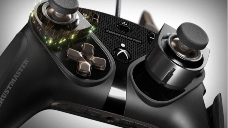 Thrustmaster представила модульный геймпад ESWAP X PRO