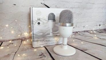 Обзор микрофона Razer Seiren Mini