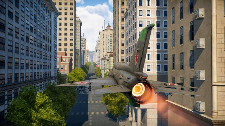War Thunder получила крупнейшее обновление в истории игры